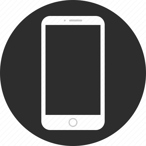 apple, device, frame, wireframe icon
