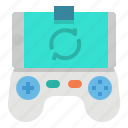controller, game, mobile, phone, smartphone icon