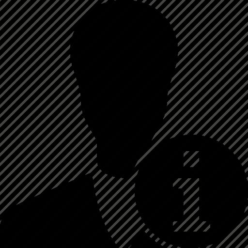 client data, male, man, patient info, person, profile, user info icon
