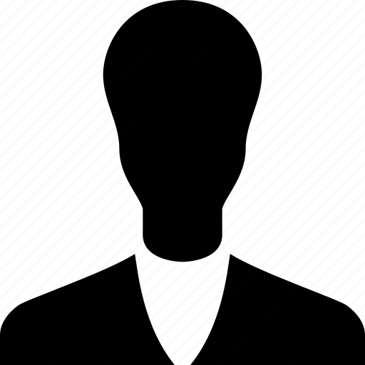 account, guy, male, man, manager, person, user profile icon