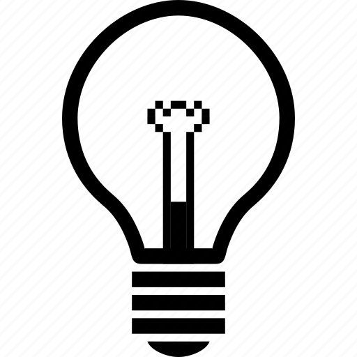 bulb, electric, electricity, energy, idea, lamp, light, lightning, off, power, power off icon