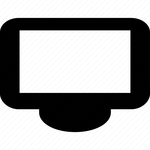cinema, computer, desktop, display, monitor, pc, screen, video, wide icon