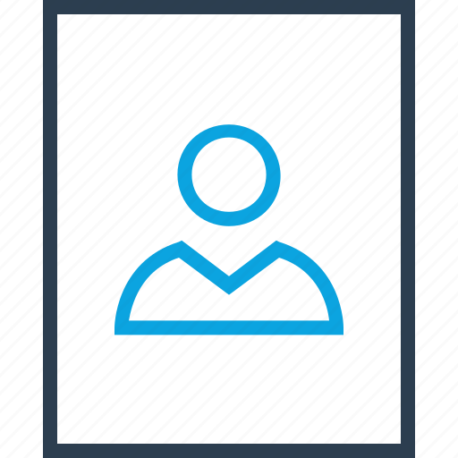 boss, id, more, profile, staff, user, view icon