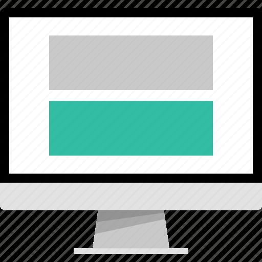 blog, letter, mockup, online, web icon