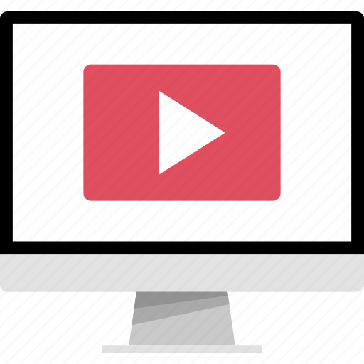 mockup, online, web, youtube icon
