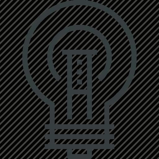 bright, bulb, business, idea, light, lightbulb, power icon