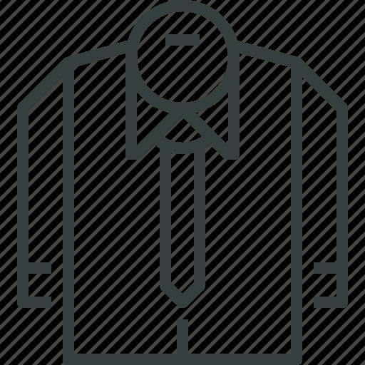 cloth, clothing, dress, fashion, formal, shirt, wear icon