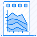 area chart, area graph, area plot, data analytics, graphical representation, infographic, statistic