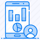 competitor analysis, competitor assessment, data analytics, infographic, statistic icon