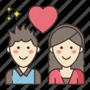 chemistry, love, valentine