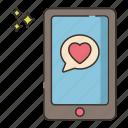 dating, app, love, smartphone