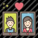 modern, courtship, love