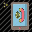 phone, call, messaging