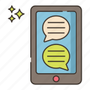 text, messaging, mobile