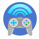 control, device, game, joystick icon