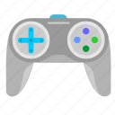 control, device, game, joystick, station, tv icon