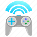 control, game, gamer, joystick, station, tv icon