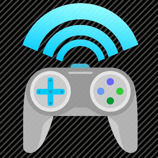 control, game, gamer, joystick, station, tv icon