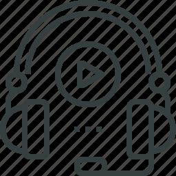 course, language icon
