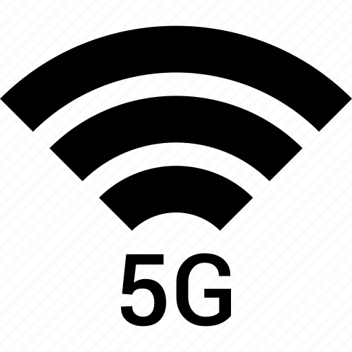 5g, cellular, connection, internet, network, signal, wireless icon