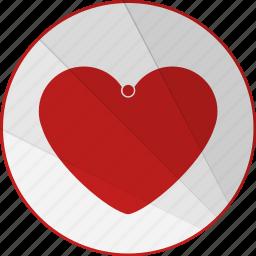 agree, heart, like, love, modern, modern social free icon