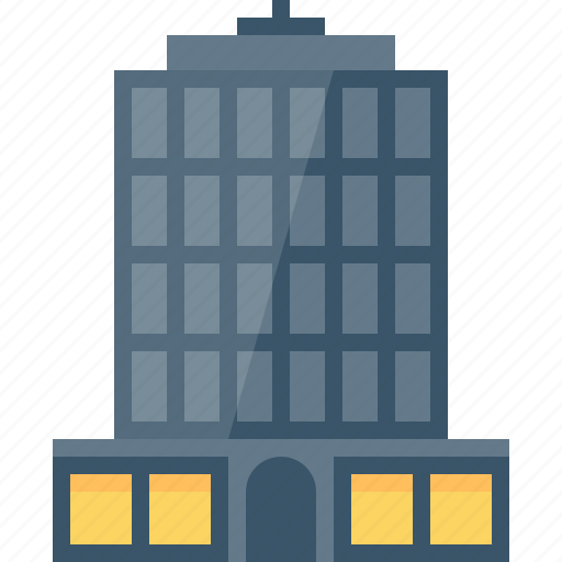 apartment, apartments, architecture, bank, building, business, city, cityscape, college, company, estate, government, hotel, house, metropolis, metropolitan, modern, municipal, new, office, real, schoolhouse, silhouette, skyscraper, structure, tower, town, university, urban, web, work icon