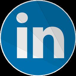 in, linked, linked in, linkedin, modern, modern media, social icon
