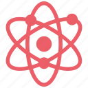 atom, chemistry, physics, science icon icon