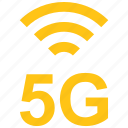 cellular, internet, mobile, network, signal, wireless icon icon