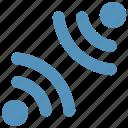 connect, internet, network, signal, stransfer, wifi, wireless icon icon