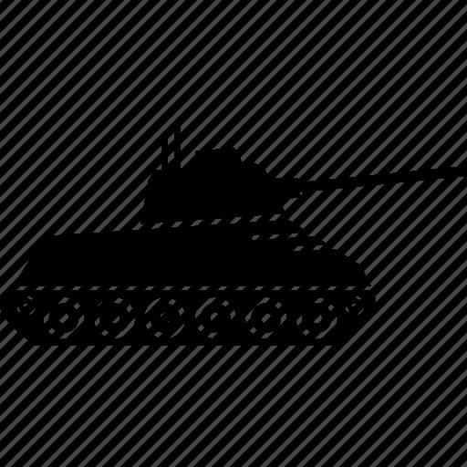 tank, war icon