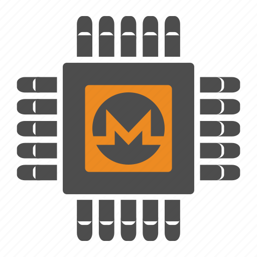 Blockchain, crypto, cryptocurrency, mining, monero icon - Download on Iconfinder