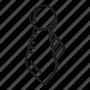 clothing, fashion necktie, necktie, neckwear, tie, uniform tie