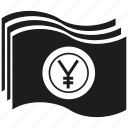 bank, money, yuan icon