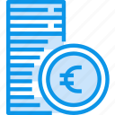 banking, coins, currency, fund, moeny icon
