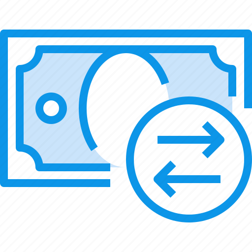 banking, bill, currency, exchange, fund, money icon
