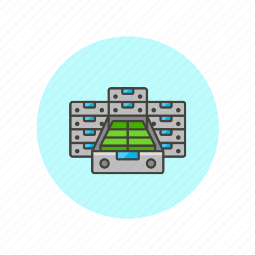 bank, cash, currency, finance, money, private, safe, vault icon