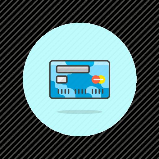 bank, card, credit, debit, master, money, pay, visa icon