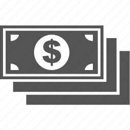 business, commerce, dollar, finance, money, sale icon