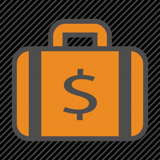 bag, bill, cash, money icon