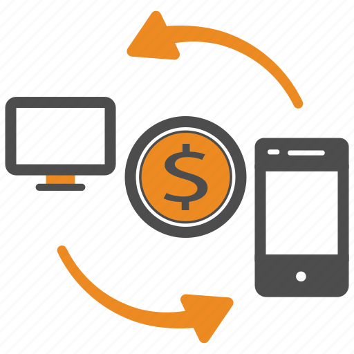 bill, cash, coin, money, transfer icon