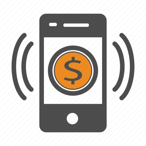app, bill, cash, coin, coins, mobile, money icon