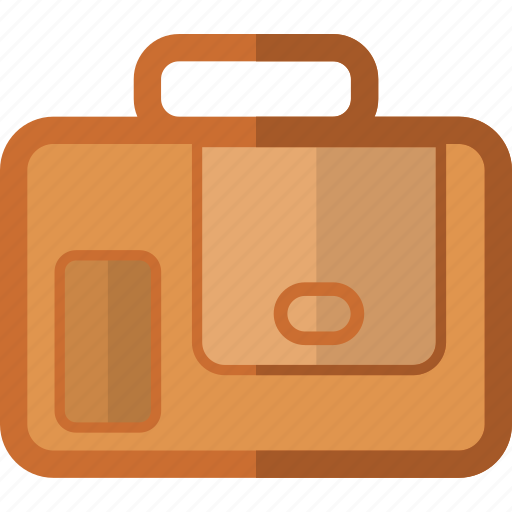 bag, fashion, object, package, safe, suitcase icon