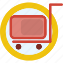 cart, market, shop, shopping, store, trolley icon