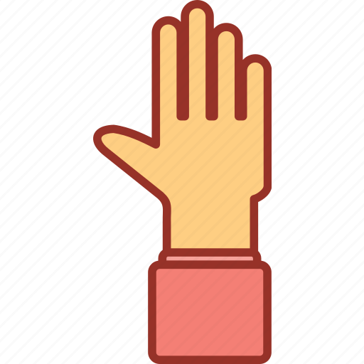 cursor, design, hand, object, people. business icon
