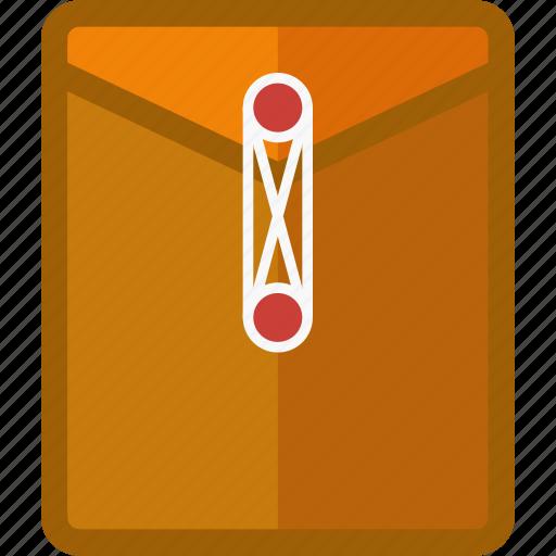 business, envelope, finance, money, object, salary, saving icon
