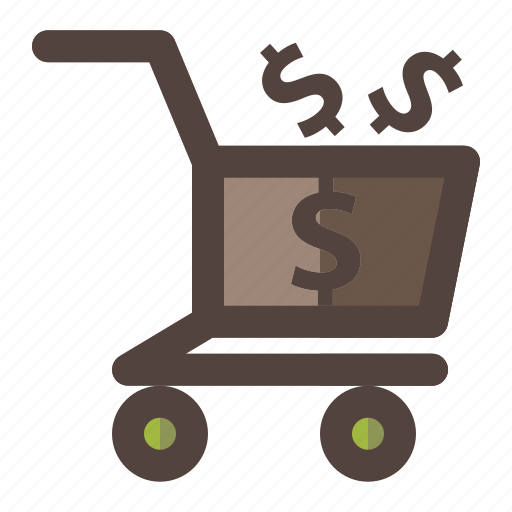cart, discount, payment, shop, store icon