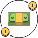 banknote, economy, finance, investment, money, turnover