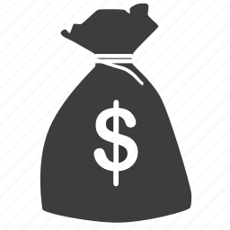 bag, bank, basket, cart, cash, coin, currency, dollar, finance, financial, money, payment, price, report, sale, shopping icon