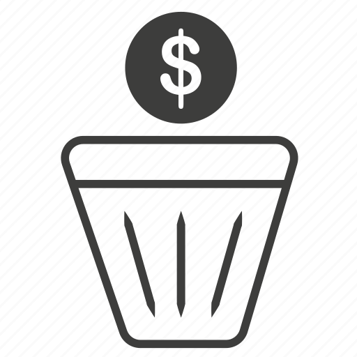 business, buy, cart, cash, currency, dollar, ecommerce, money, payment, price, sale, seo, shopping, trash, web icon